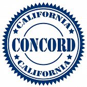Concord-stamp