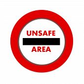 Unsafe, Area Icon
