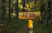 Twelve Kilometers Left