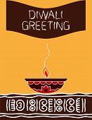 Diwali Greeting Design
