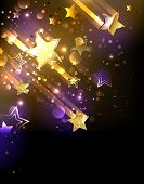 Starfall Background