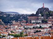 Le Puy - small French town