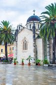 The Rain In Herceg Novi