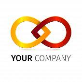 Colorful Iinfinity Symbol