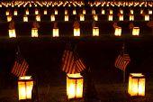 Gettysburg Luminary Observed