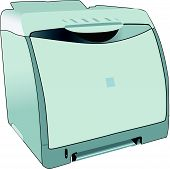 Laserjet Laser Printer For Office