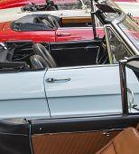 Classic Car Alpha Romeo