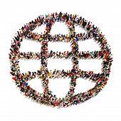 People around the world.