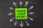 ������, ������: Share Your Story