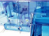 Biochemical Analyzer At Modern Coo. Laboratory Equipment.