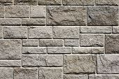 Texture Of Old Stone Dirty Stone Wall Background