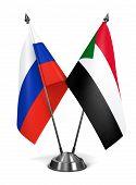stock photo of sudan  - Russia and Sudan  - JPG