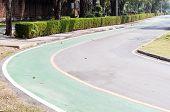 ������, ������: Curve Running Lane