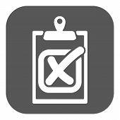 pic of tasks  - The checklist icon - JPG