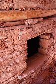Cliff Dwelling Doorway