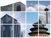 Gebäude-montage
