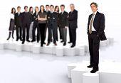 Business Leadership And Teamwork