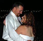 Closeup Wedding Dance