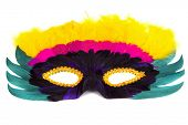 stock photo of mardi gras mask  - Mardi Gras mask - JPG