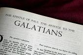 Livros da Bíblia Gálatas