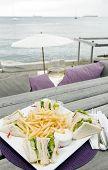 Almoço com vinho Porto St. Eustatius Oranjestad