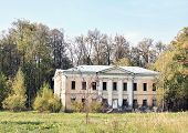 Old Abandoned Mansion