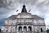Rathaus In Maastricht