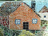 ceramic tile house