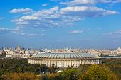 Stadium Luzniki At Moscow Russia