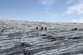 Trip On Vatnajokull Glacier, Iceland