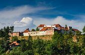 Ciudadela de Brasov. Rumania, Transilvania.