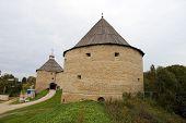 Russian Fortress Old Ladoga