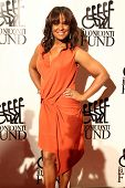 NEW YORK-SEPT. 24: Boxer Laila Ali attends the 27th annual Great Sports Legends Dinner for the Buoni