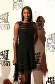 NEW YORK-SEPT. 24: Former basketball player Lisa Leslie attends the 27th annual Great Sports Legends