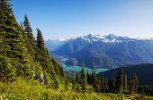 Diablo Lake,Washington
