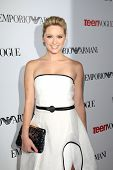 BEVERLY HILLS - SEP 27:  Greer Grammer at the Teen Vogue's 10th Anniversary Annual Young Hollywood P
