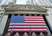 Ny Stock Exchange View