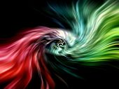 stock photo of divergent  - Abstract surreal  - JPG