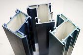 Perfil de Pultruded fibra vidrio para puertas y ventanas