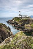 Lighthouse At Fanad Head Donegaln Ireland