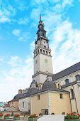 The sanctuary of Jasna Gora in Czestochowa, Poland