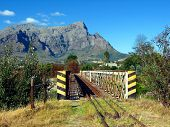 Rail Line To Nowhere