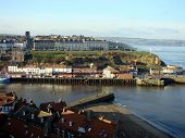 West Cliff,whitby, North Yorkshire
