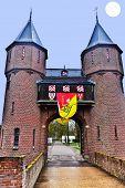 Gate of Castle de Haar