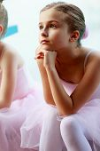 stock photo of  dancer  - Ballet - JPG