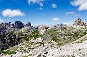 Dolomiten, Italien - Unesco Weltnaturerbe in Italien