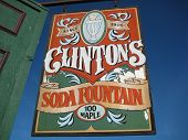 Clinton's Ice Cream Shop