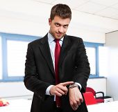 The boss discipline you for being late