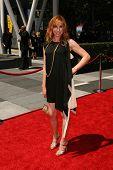 Kari Byron at the 2010 Primetime Creative Arts Emmy Awards,  Nokia Theater L.A. Live, Los Angeles, CA. 08-21-10
