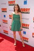 Sarah Hyland at the Los Angeles Premiere of